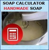 Soap Calculator for Handmade Soap